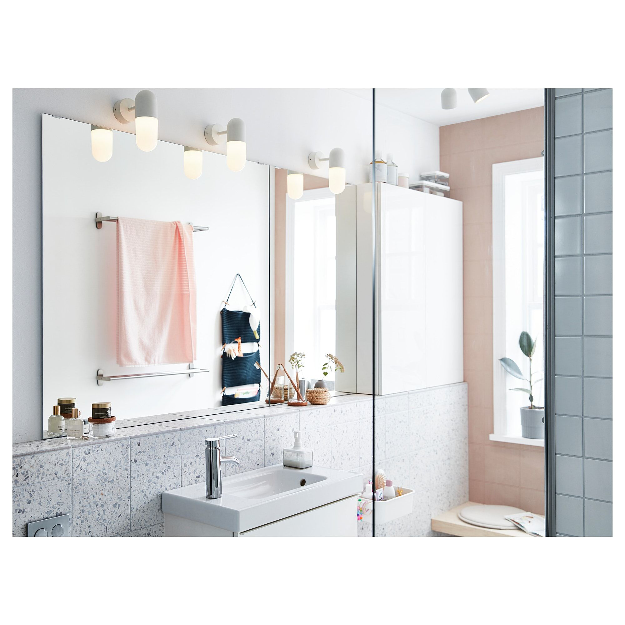 Ikea In Lamp Bathroom Östanå White 2019Products Wall lc3F1KTuJ