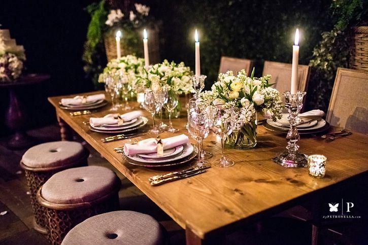 Wedding Table Design brown table design New York Luxury Wedding Table Decor And Design 2