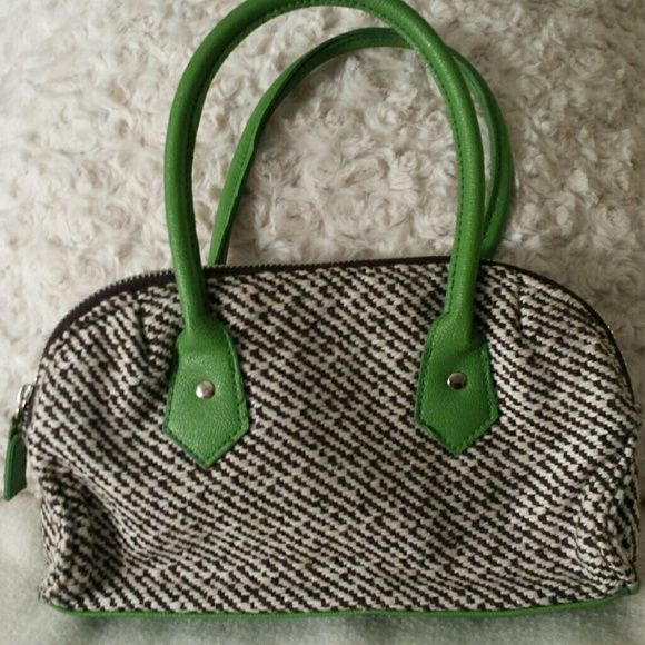 I just added this to my closet on Poshmark: Victoria Secret Brown woven bag with…