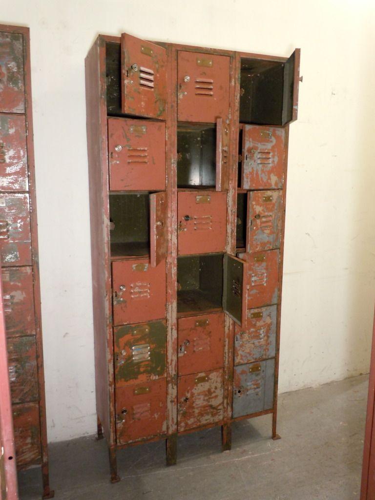 love vintage locker idea   Vintage lockers, Vintage ...