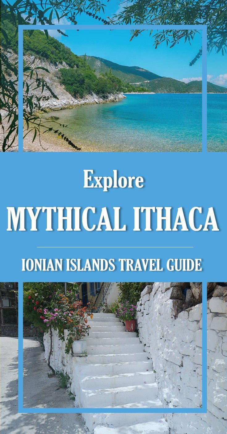 The land of myth, beauty and relaxing walks around beaches without anyone around! Explore where myth and reality intertwine through my Ithaca guide.