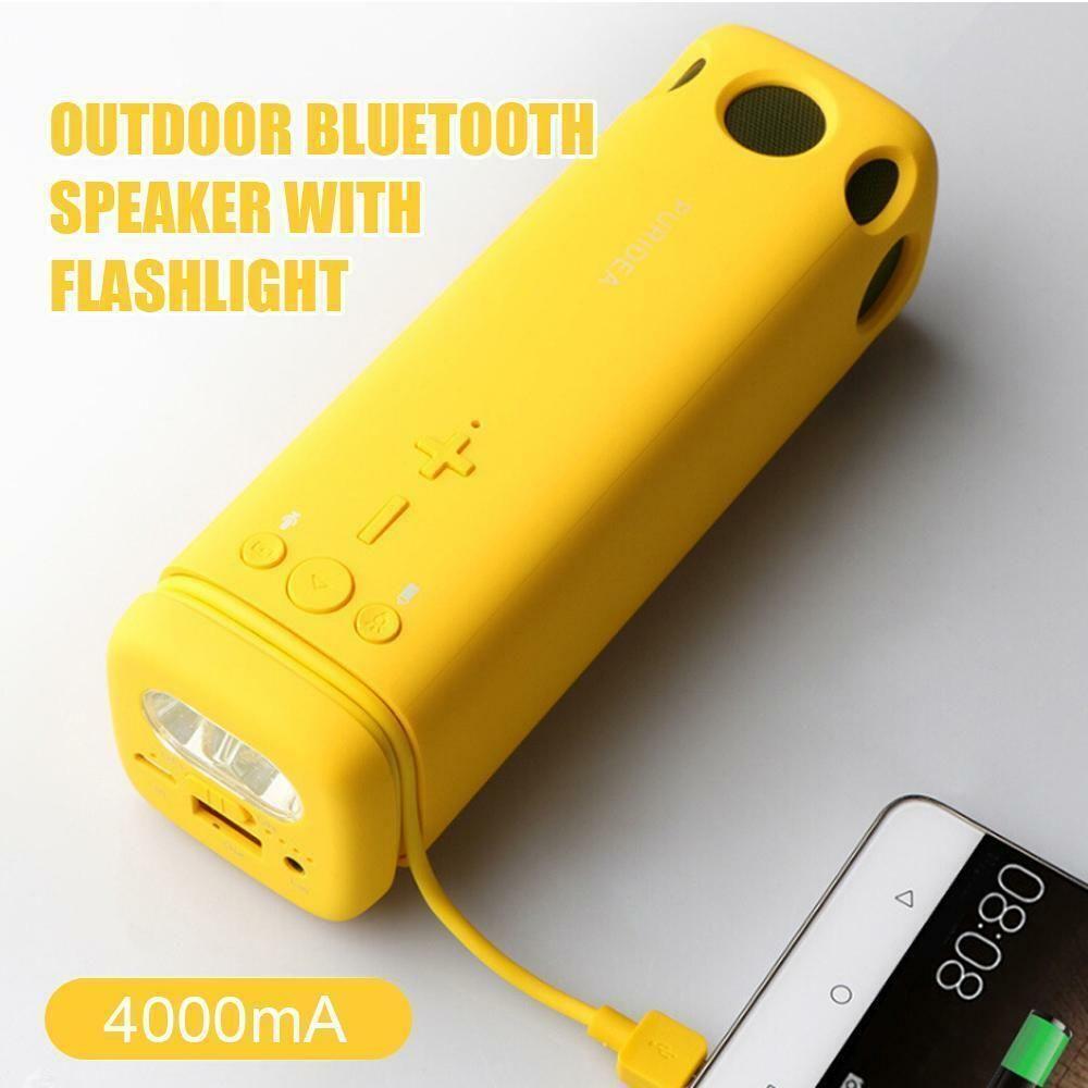 Multi-functional Outdoor Bluetooth Speaker gift sale
