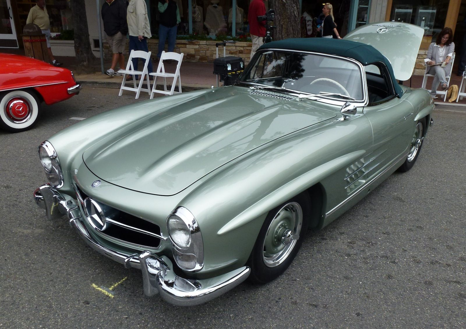 The Collector Car Market Today – Part Two | Pinterest | Benz ...