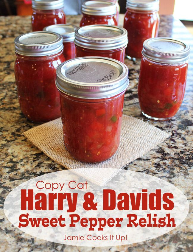Canned sweet peppers recipes