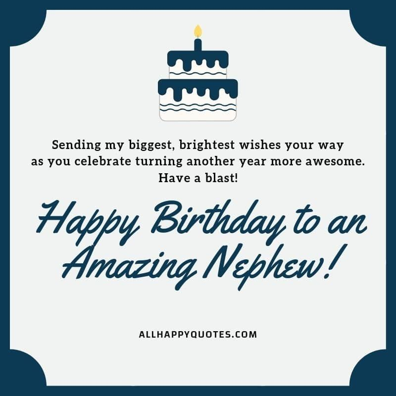 Happy Birthday Wishes For Nephew In 2021 Birthday Wishes For Nephew Happy Birthday Wishes For Him Happy Birthday Wishes Nephew