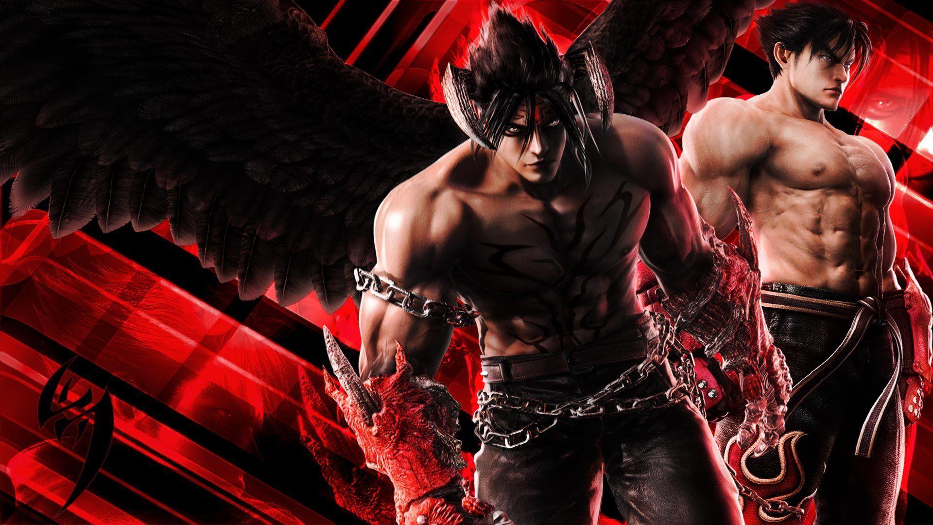 Tekken wallpaper Devil Jin by niner on DeviantArt   HD Wallpapers ...