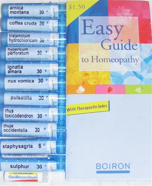 Singles and our Easy Guide to Homeopathy