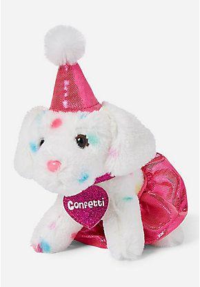 Pet Shop Confetti Dog Justice Accessories Christmas Unicorn