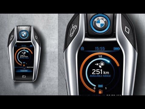 Bmw I8 Key Coolest Of All Check Out Youtube Cool