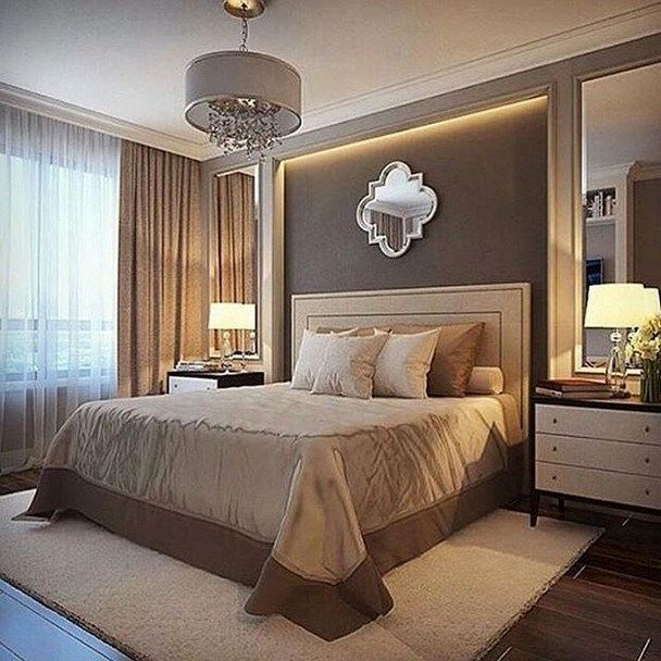 70 Awesome Master Bedroom Designs | Hotel style bedroom ...