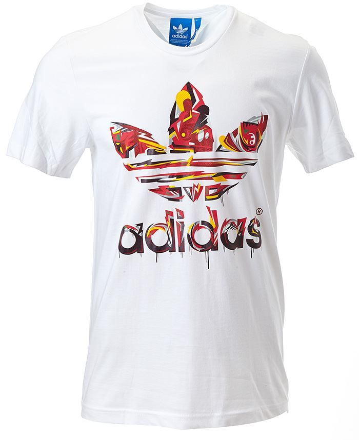 t-shirt original homme adidas