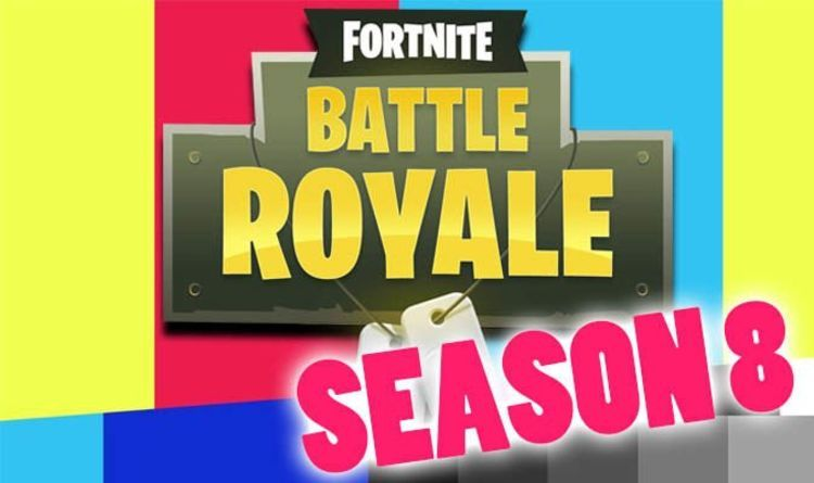 Fortnite Season 8 Update First Teaser Revealed Shock Battle Royale