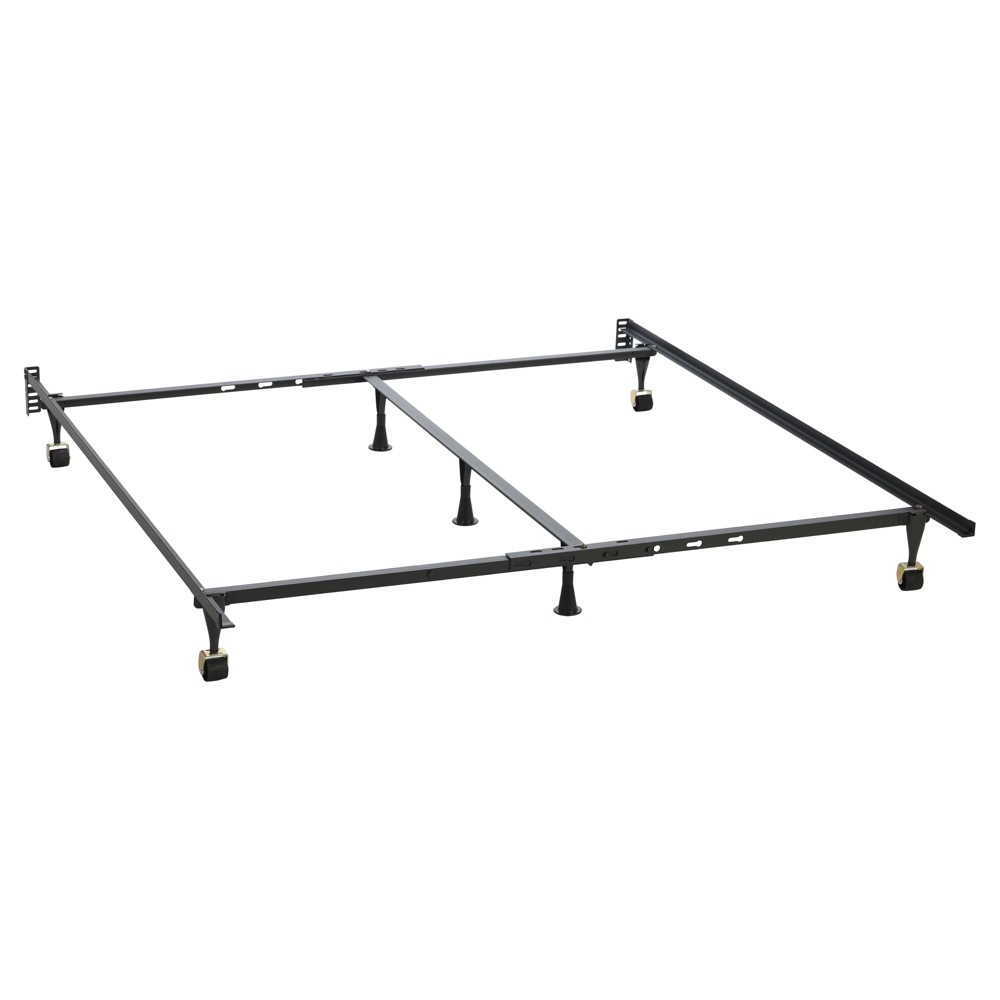 Bed Frame One Size Fits All Brown - Hollywood Bed Frame | Bed frames ...