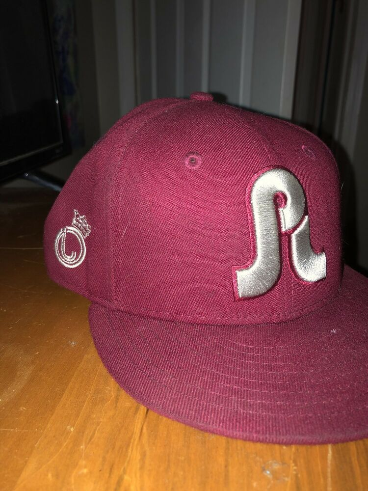 new product 92a0d 167a4 Pretty Lights x Jiberish New Era Fitted Hat 7 7 8  fashion  clothing