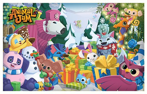 Animal Jam Desktop Backgrounds The Daily Explorer With Images Animal Jam Animals 6th Birthday Parties