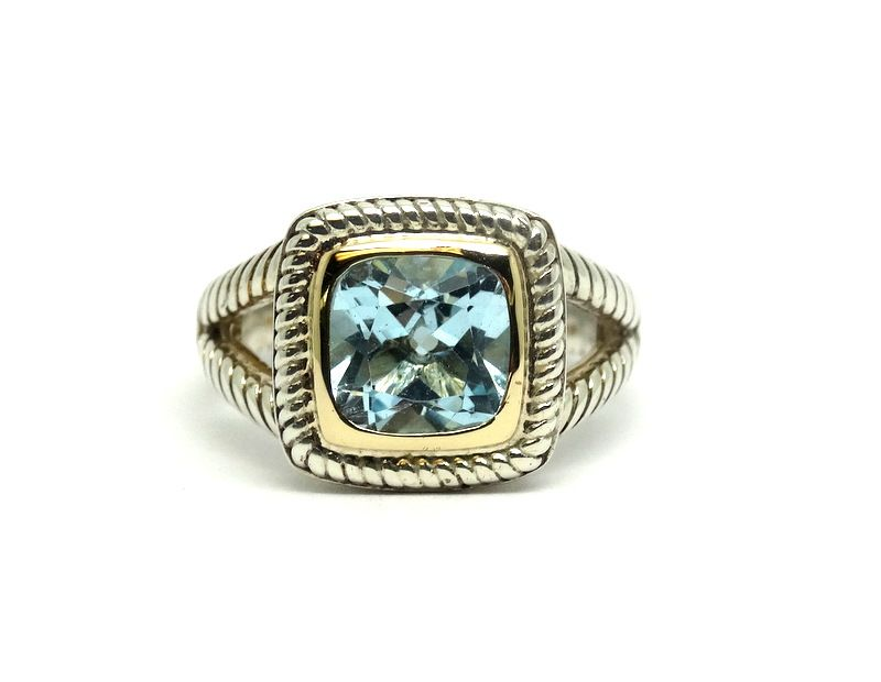 Generous Vtg Israel 925 Sterling Silver Real Pearl Modernist Design Ring Size 5.5 Jewelry & Watches