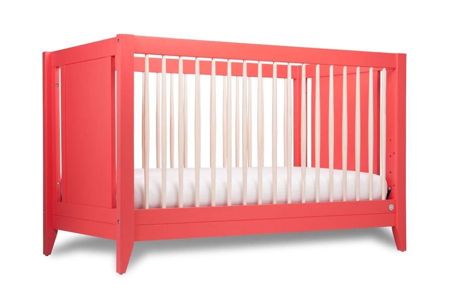 4-in-1 Convertible Crib With Toddler Rail $399 | Honest Co. | Pinterest