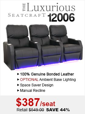 seatcraft 12006 home theater seating sale | new home | pinterest