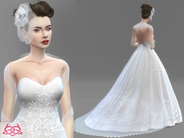 Colores Urbanos\' Wedding Set | Sims 4 cc | Pinterest | Kleidung