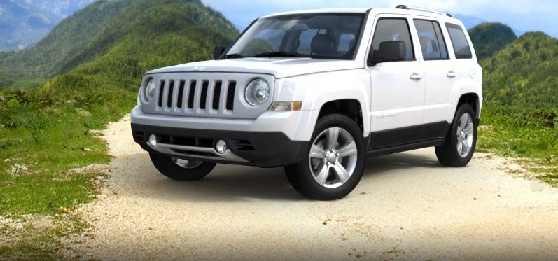 I Love My Jeep Patriot Just Maybe Not The Fact That It S Bright