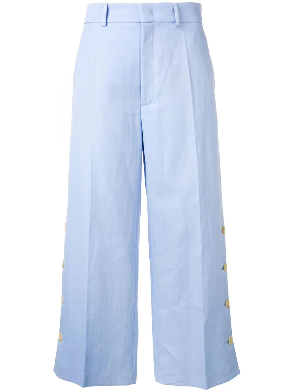 Photo of Pantaloni larghi Joseph – Farfetch