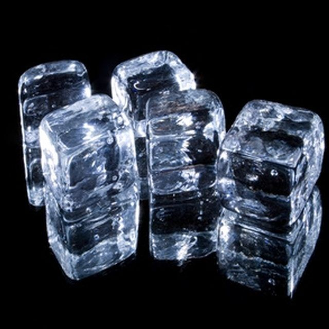 How Do I Make Ice Cubes From Poured Boiled Sugar Ice Cube Recipe Fake Ice Cubes Bottle Cake