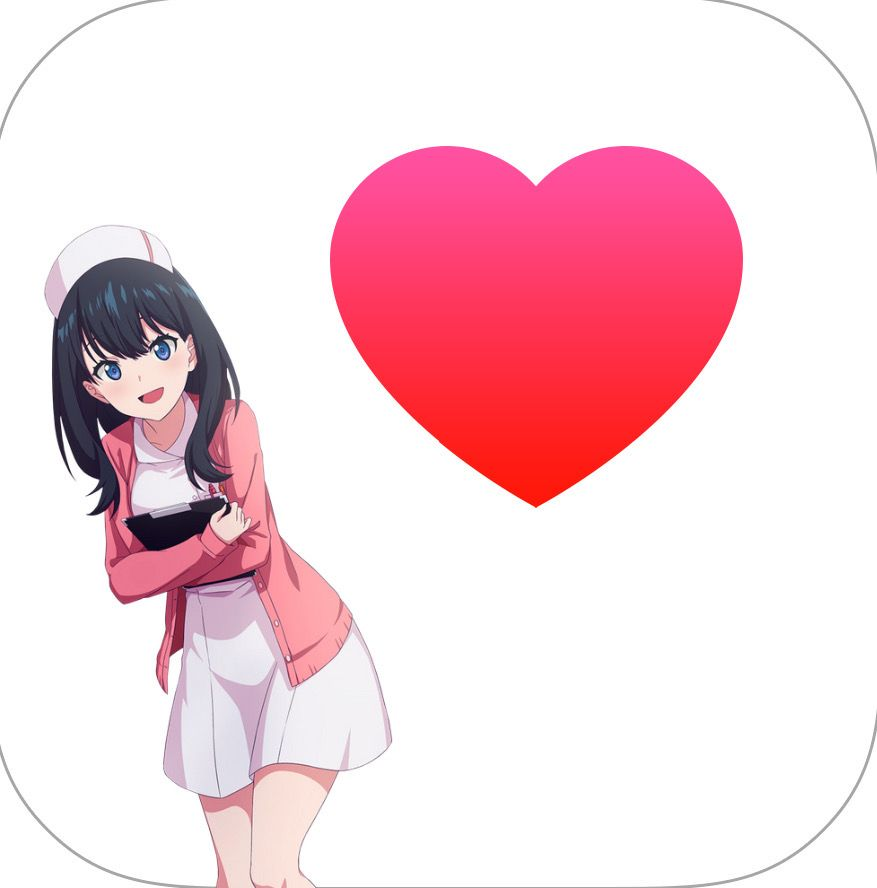 Anime Icon App Freetoedit In 2020 Iphone Icon Your Name Anime App Icon