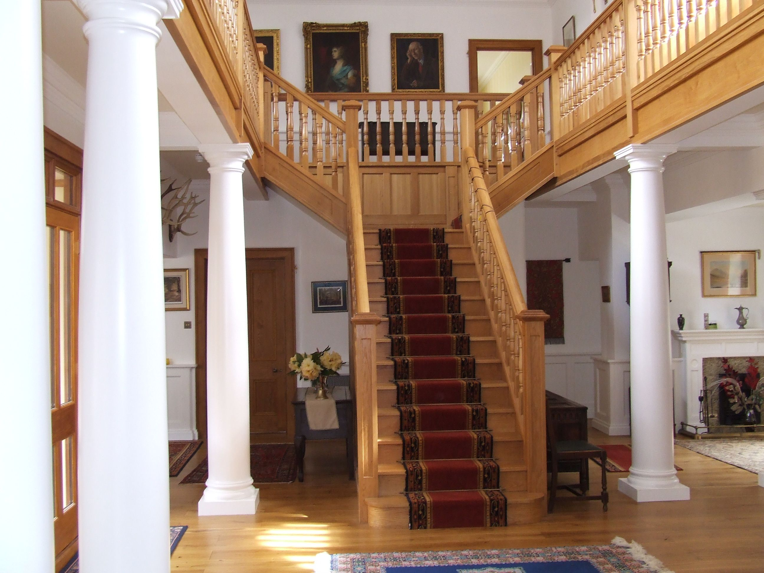 Best European Oak Staircase Www Awlwoodjoinery Co Uk Wood 400 x 300