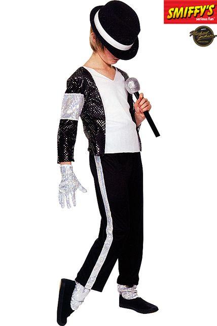 Deguisement Mickael Jackson 7 9 Ans Michael Jackson Outfits Michael Jackson Costume Michael Jackson Kids Costume