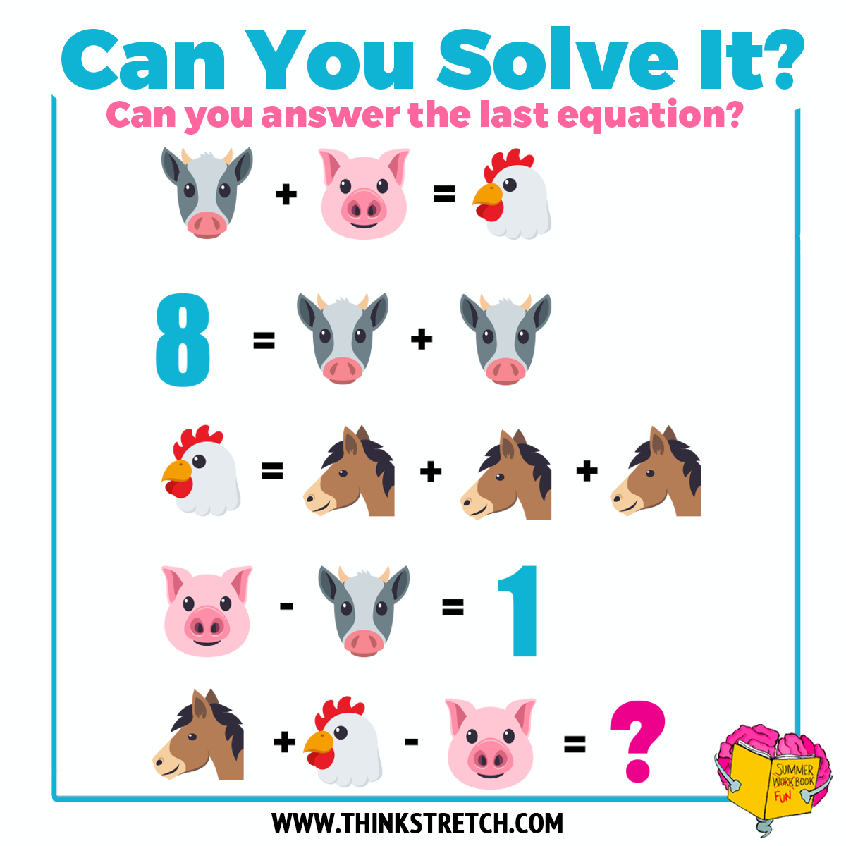 Pin by Goutam on Brain teasers Math puzzles middle