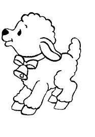 Resultado de imagen para dibujos de oveja para colorear  greysi
