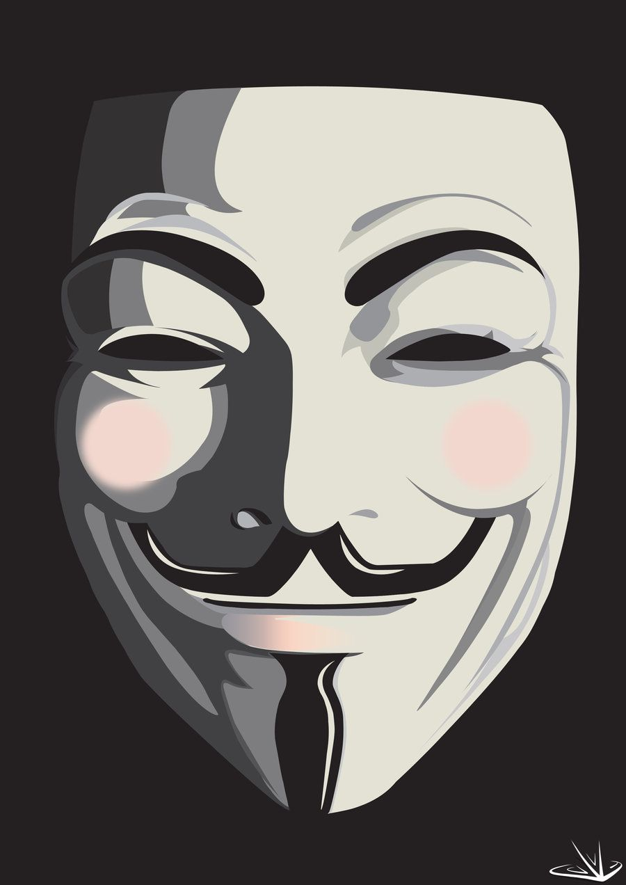 Bildresultat för anonymous mask