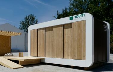 Casa pasiva modular transportable y sostenible - Casas prefabricadas barcelona ...