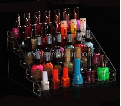 Hot selling acrylic makeup display stand cosmetic display stand nail polish…