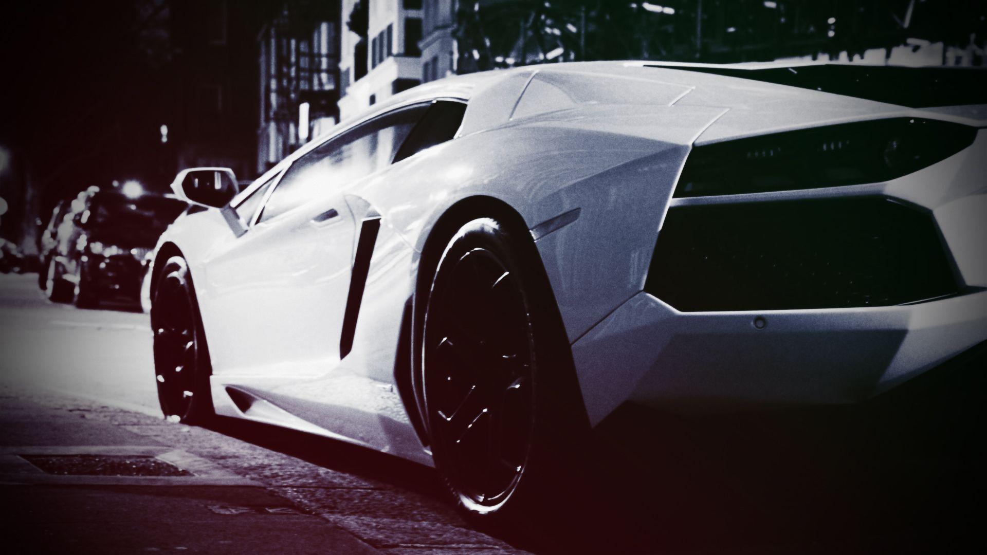 Lamborghini Aventador Wallpaper Hd 1920x1080