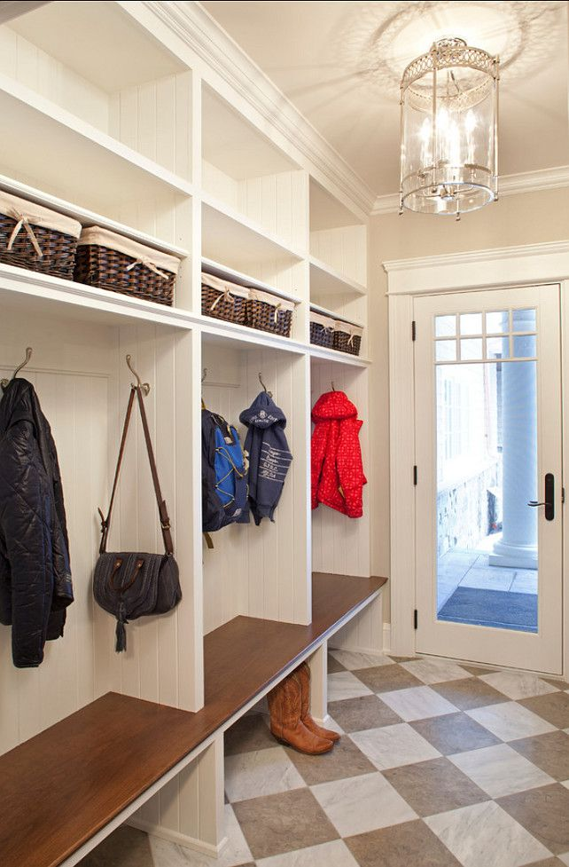 Over 60 Different Mudroom Design Ideas. http://www.pinterest.com ...