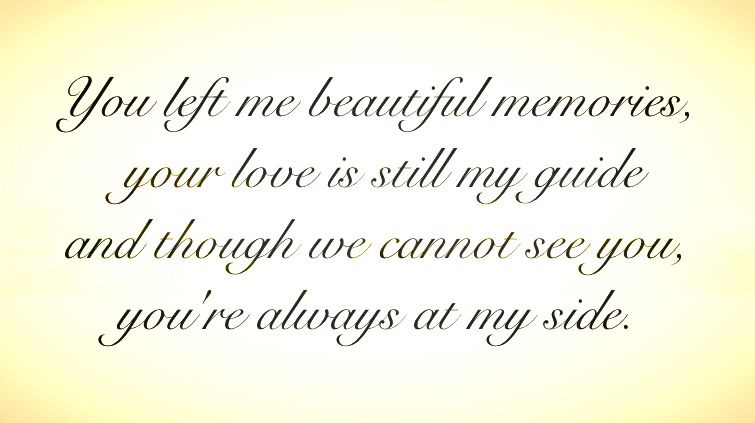 Sabrina Antoinette You left me beautiful ...