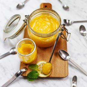 Lemon curd - krem cytrynowy. Krem z cytryn do nadziewania babeczek, przekładania tortów, klejenia bez. Krem cytrynowy lemon curd- przepis.