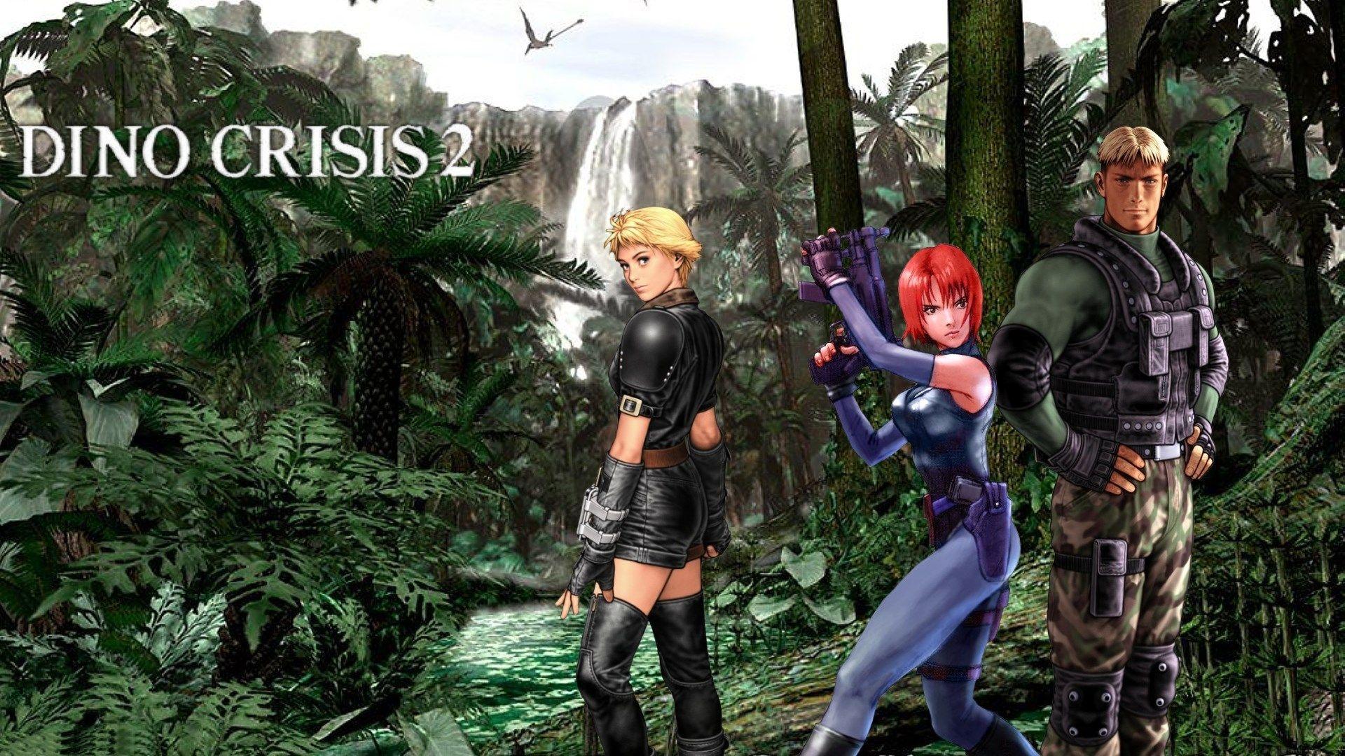 Free Computer Wallpaper For Dino Crisis 2 Dino Crisis Dinos Crisis