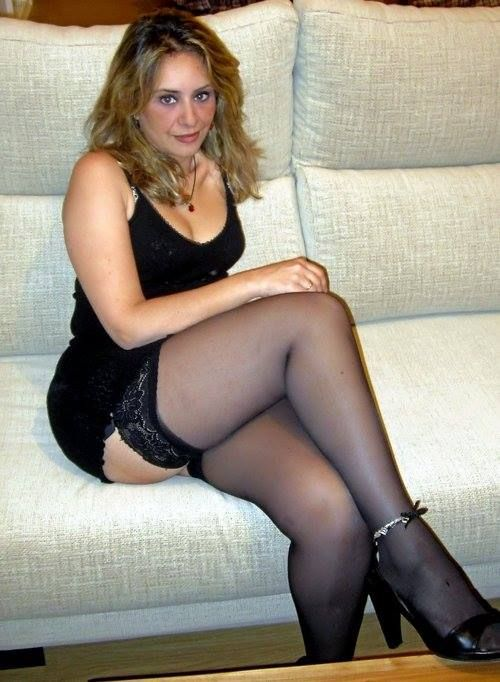 in Amateur milf mature the office mom
