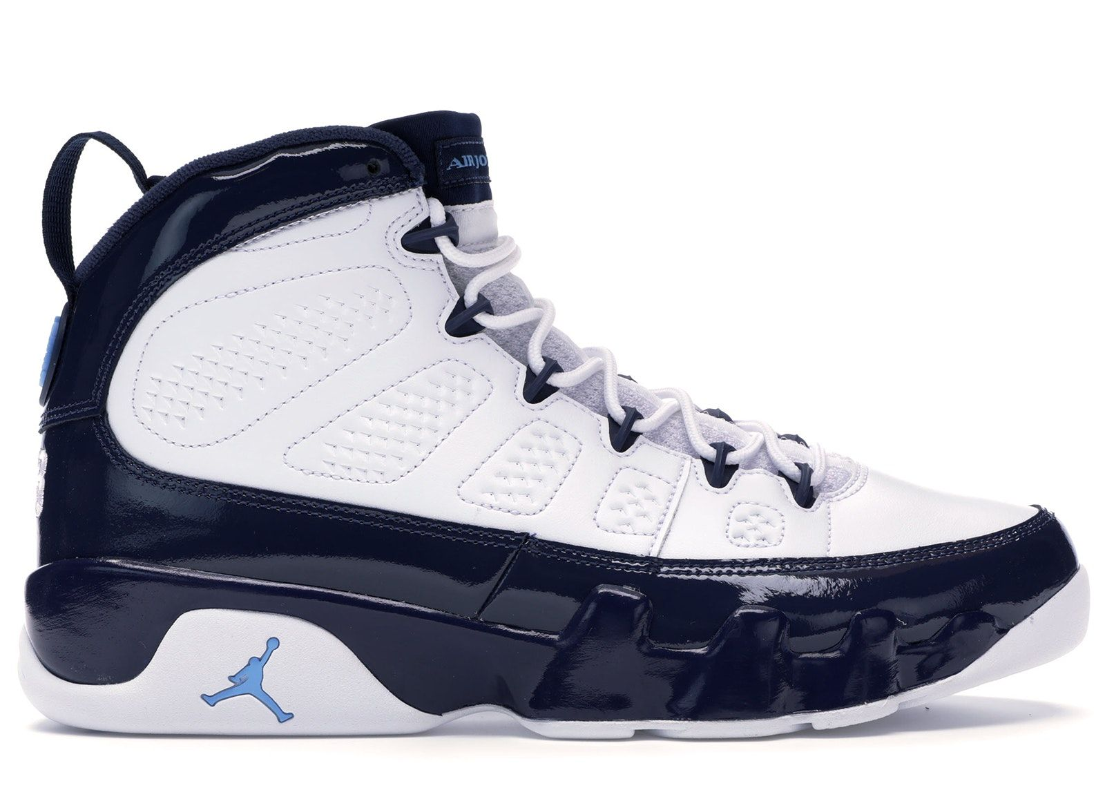I just listed an Ask for the Jordan 9 Retro Pearl Blue on StockX 236e16b0bbc2