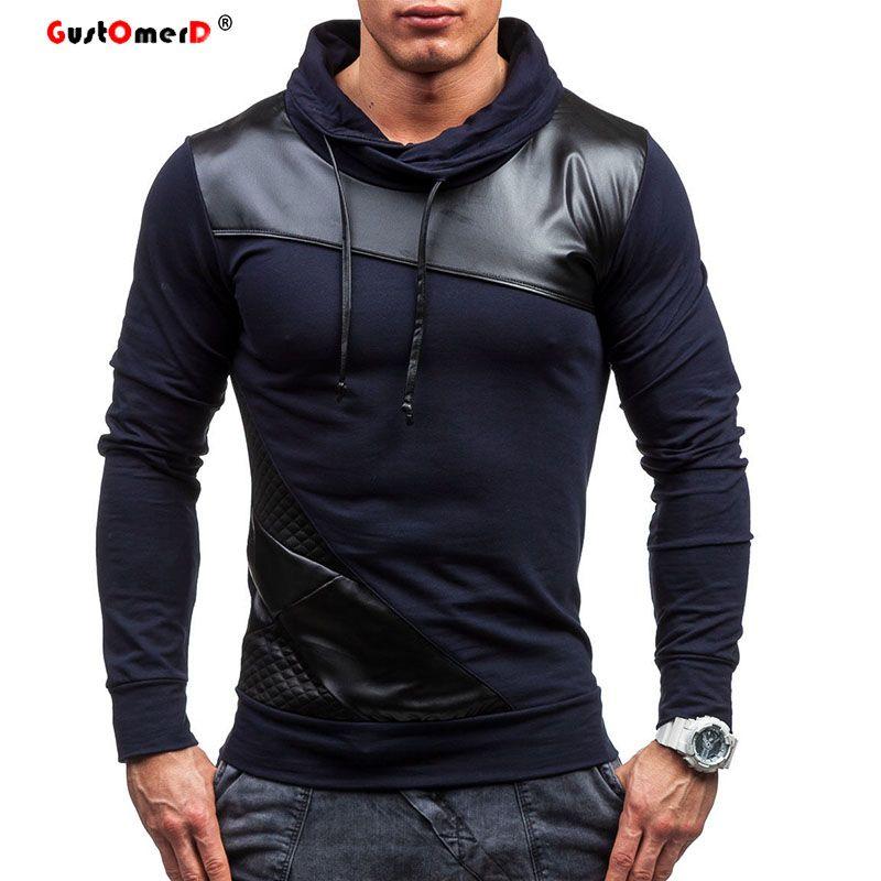 GustOmerD 2016 New Brand Hoodies Men Tracksuits Men