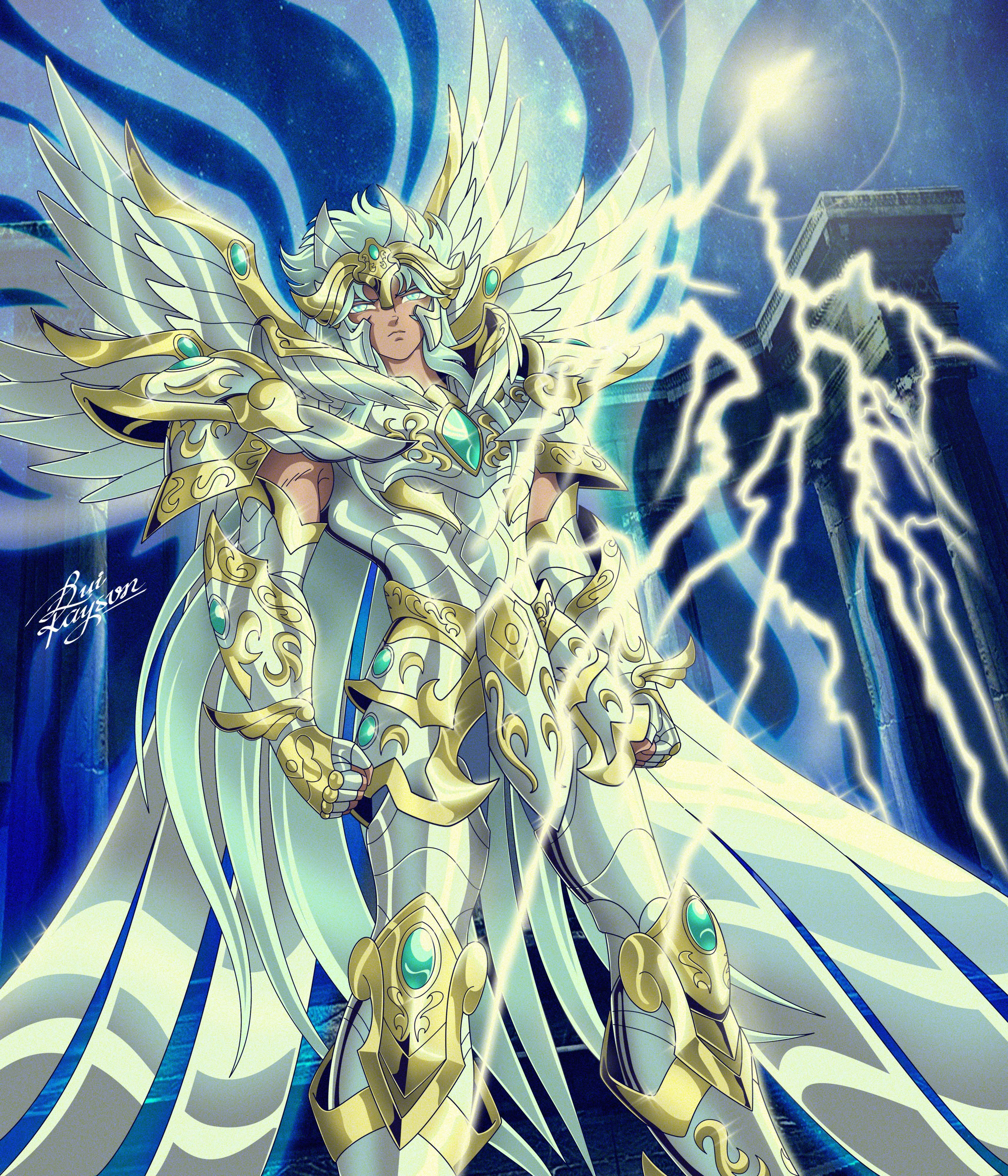 Gods Fanfic Characters Fanarts By Lui Rayson Pharao