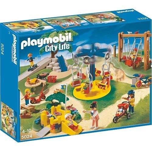 Playmobil - Grand jardin d\'enfants 5024 | Interesting Pins