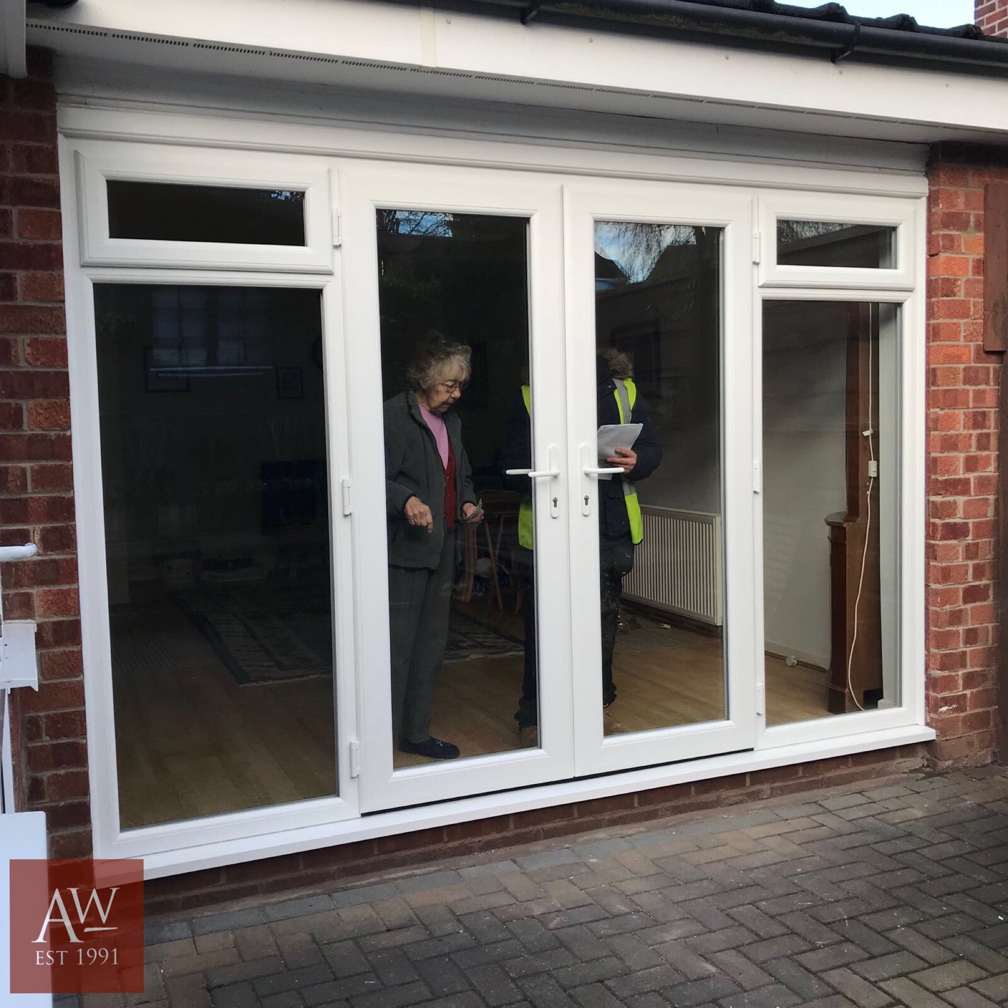 French Doors In Stockport 2019 Upvc