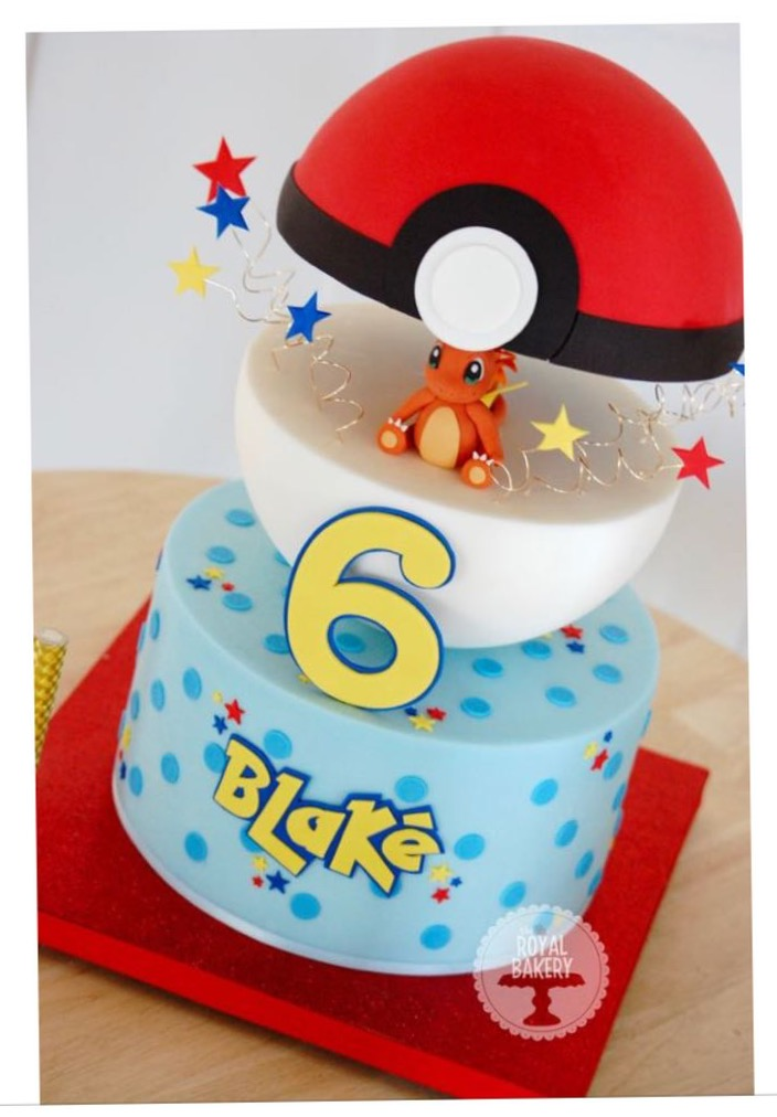 Incredible Pin By Laura Stucky On Hannah 10Th Pokemon Birthday Cake Funny Birthday Cards Online Elaedamsfinfo