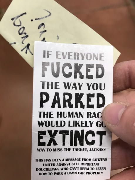Found This On My Car 3am The Other Morning Funny Good Morning Quotes Sarcastic Humor Sarcasm Humor