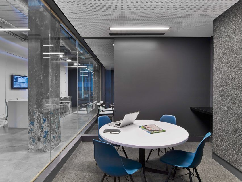 Mullenlowe Offices By Tpg Architecture Innovative Office Office Design Inspiration Interior Design Work