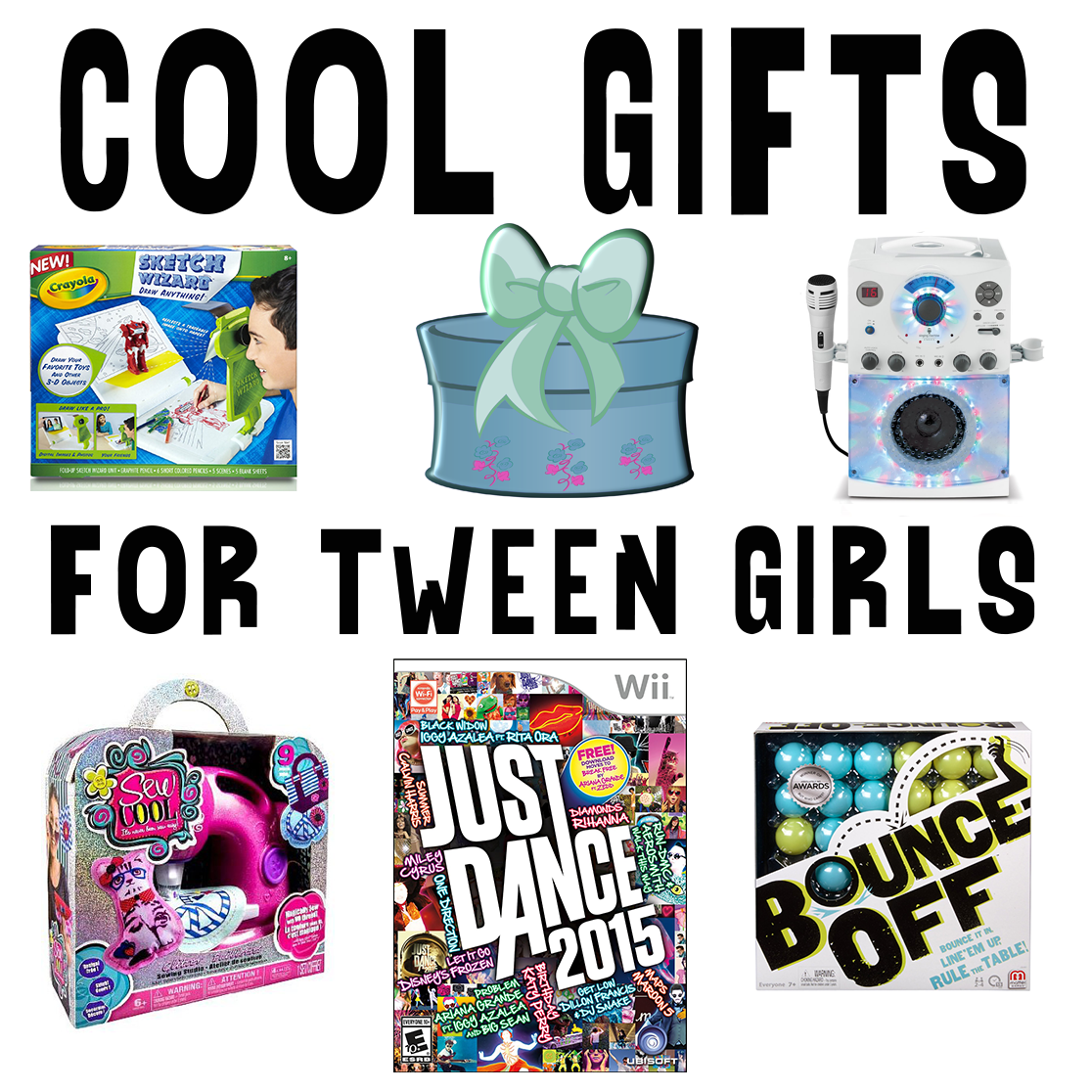 Gift Ideas For Tween Girls They Will Love