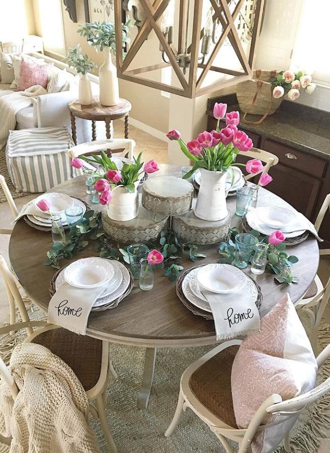 Romantische Tischdeko, Valentinstag Tisch Deko, Tischdeko Idee, Tischdeko  Zum Valentinstag, Tisch Deko